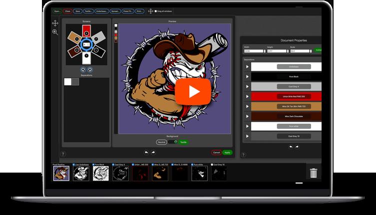 Official Spot Process Separation Studio™ | Color Separations